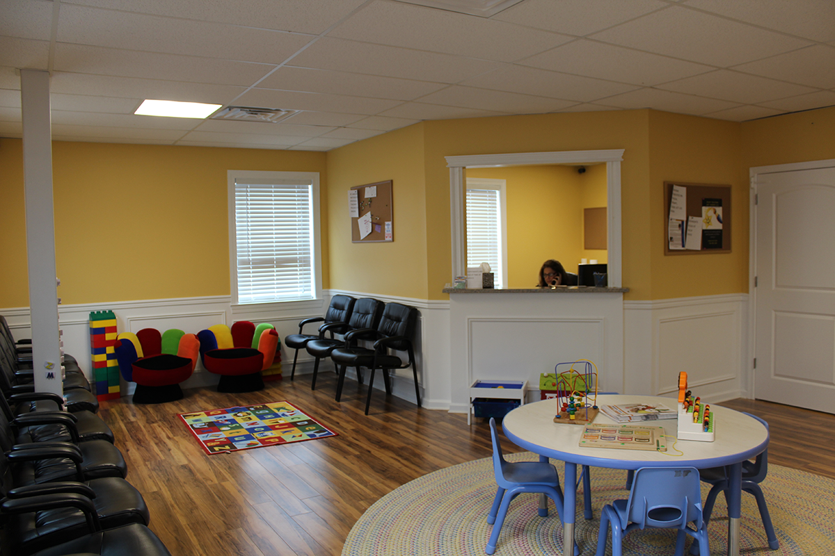 Sensory Playground Pediatric Therapy Center Our Facility